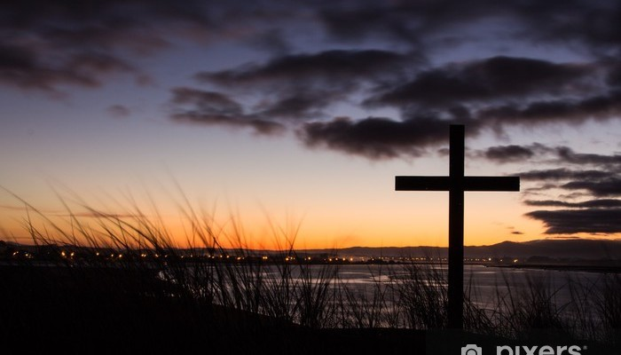 Sunrise Salvation Cross